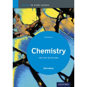 Oxford IB Study Guides: Chemistry for the IB Diploma