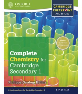 Complete Chemistry for Cambridge Lower Secondary 1