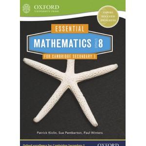 Essential Mathematics for Cambridge Secondary 1: Stage 7