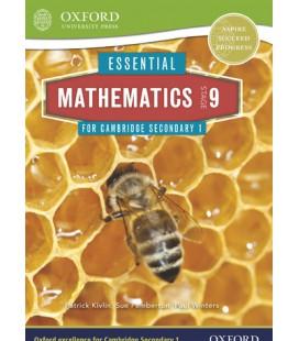 Essential Mathematics for Cambridge Secondary 1: Stage 8