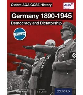 Germany 1890-1945 - Democracy and Dictatorship