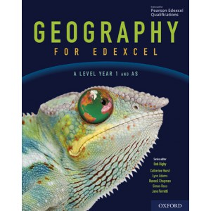 Geography (for Edexcel) - A level, year 1 and AS