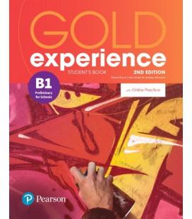 Gold XP SB B1