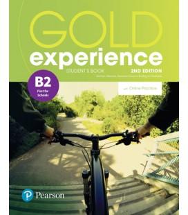 Gold XP SB B2