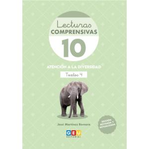 LECTURAS COMPRENSIVAS 10