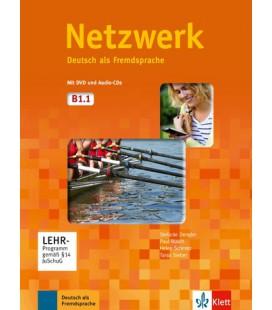 Netzwerk B1.1 Kursbuch