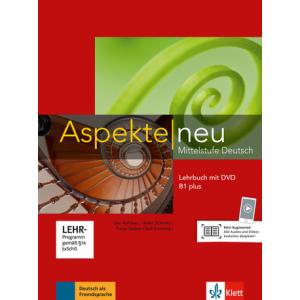 Aspekte neu B1.2 plus Lehrbuch