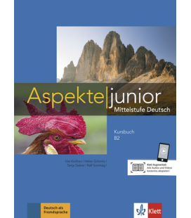 Aspekte junior B2.1 Kursbuch