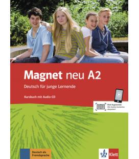 Magnet neu A2 Kursbuch