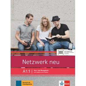 Netzwerk neu A1.1 Kursbuch