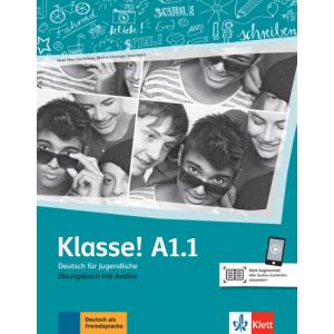 Klasse! A1.1 interaktives Übungsbuch