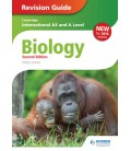 Cambridge International AS/A Level Biology Revision Guide 2nd edition