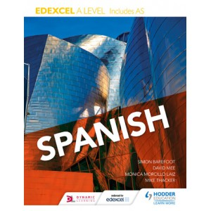 Edexcel A level Spanish (includes AS)
