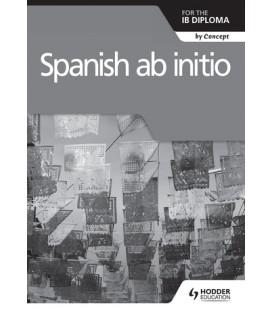 Spanish ab initio for the IB Diploma Grammar and Skills