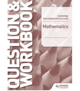 Cambridge International AS & A Level Mathematics Probability & Statistics 1 Question & Workbook