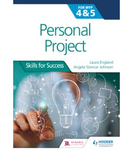 Personal Project for the IB MYP 4&5: Skill for Success