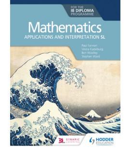 Mathematics IB Diploma: Applications and interpretation SL