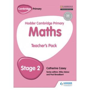 Hodder Cambridge Primary Maths Teacher's Pack 2