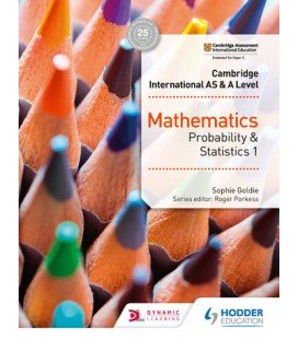 Cambridge International AS & A Level Mathematics Probability & Statistics 1