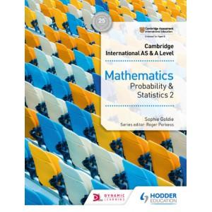 Cambridge International AS & A Level Mathematics Probability & Statistics 2