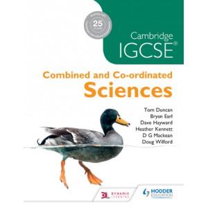 Cambridge IGCSE Combined and Co-ordinated Sciences