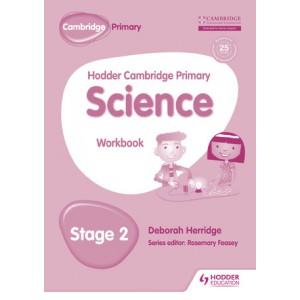 Hodder Cambridge Primary Science Workbook 2