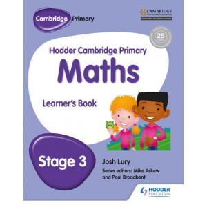 Hodder Cambridge Primary Maths Learner's Book 3