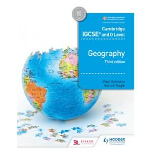 Cambridge IGCSE and O Level Geography 3rd edition