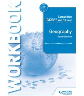 Cambridge IGCSE and O Level Geography Workbook 2nd edition