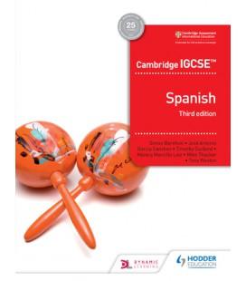 Cambridge IGCSE™ Spanish Student Book Third Edition