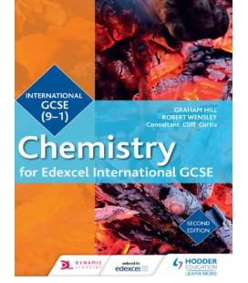 Edexcel International GCSE Chemistry Student Book Second Edition