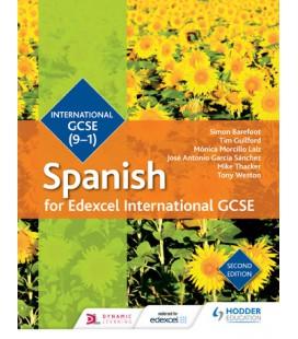 Edexcel International GCSE Spanish Student Book Second Edition