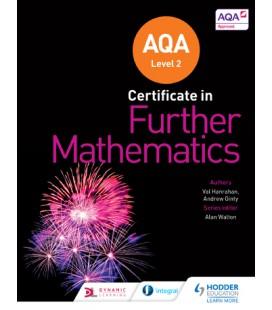 AQA Level 2 Certificate in Further Mathematics