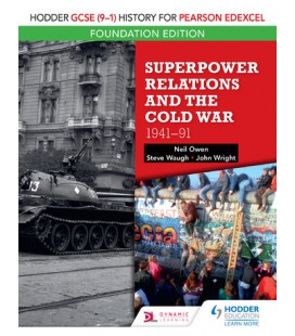 HGHE for Pearson Edexcel Foundation Ed Superpower Relations