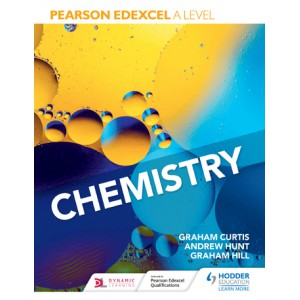 Pearson Edexcel A Level Chemistry Student Book (Y1 and Y2)