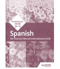 Edexcel International GCSE Spanish Vocabulary Workbook