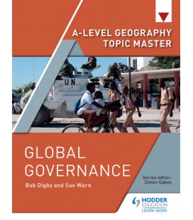 A-level Geography Topic Master: Global Governance