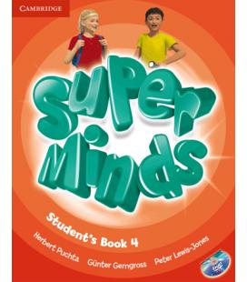 ePDF Super Minds 4 Student's Book