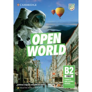 Open World First Student's Book