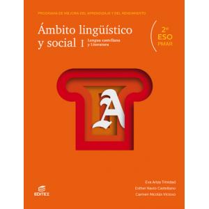 PMAR - Ámbito lingüístico y social I. Lengua castellana y Literatura (2019)