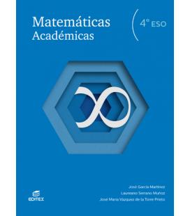 Matemáticas Académicas 4º ESO (2019)