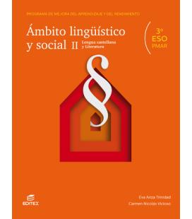 PMAR - Ámbito lingüístico y social II. Lengua castellana y Literatura (2019)