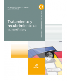 Tratamiento y recubrimiento de superficies (2020)