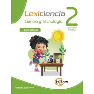 Ciencia y Tecnología 2.do grado