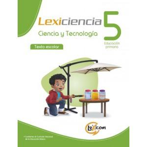 Ciencia y Tecnología 5.to grado