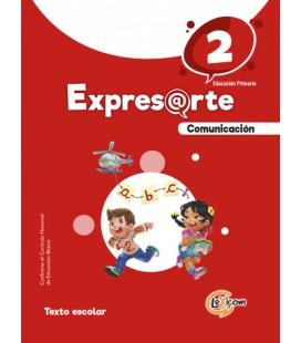 Expresarte 2, educación primaria: Comunicación Texto escolar