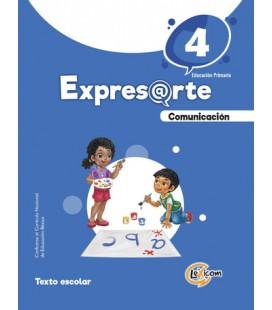 Expresarte 4, educación primaria: Comunicación Texto escolar