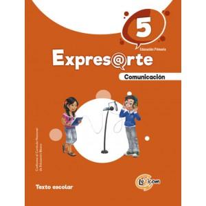 Expresarte 5, educación primaria: Comunicación Texto escolar