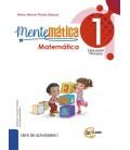Mentemática 1, educación primaria: Matemática, libro de texto escolar