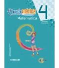 Mentemática 4, educación secundaria: Matemática, texto escolar